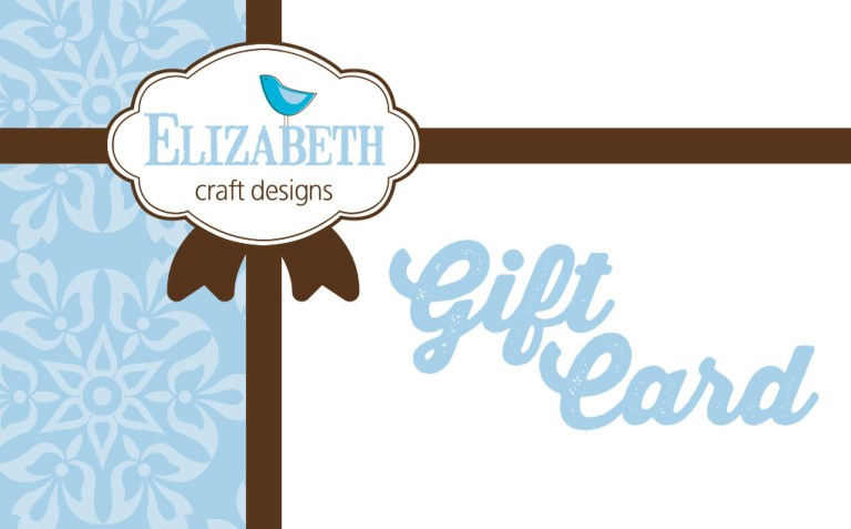 Elizabeth Craft Designs Gift Card