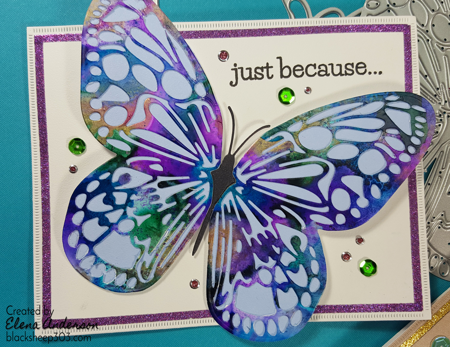 Butterfly Alcohol Pad picture